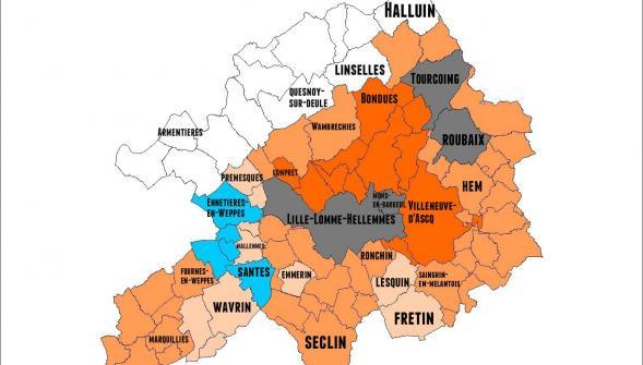 Nouvelle dynamique pour le déploiement dans Lille Metropole!