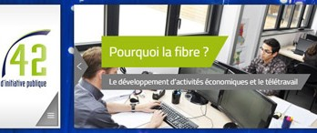 RIP fibre en Loire: les travaux démarrent!
